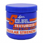Luster's S-curl TEXTURIZER WAVE & CURL CREME (REGULAR STRENGTH)